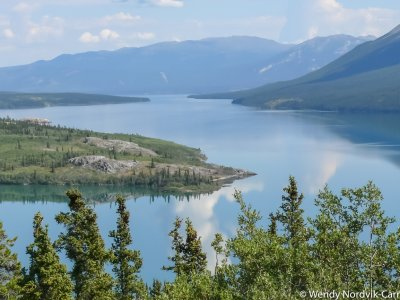 A drive through spectacular Tormented Valley on the South Klondike Highway. Discover the breathtaking scenery of Alaska wilderness. Explore top things to do while in port. Photo Credit: Wendy Nordvik-Carr