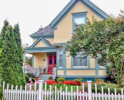 Explore dozens of Victorian homes in historic Ferndale, California. Photo Credit: Wendy Nordvik-Carr