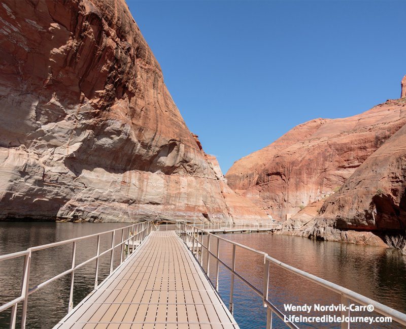 Explore the incredible area of Glen Canyon and Lake Powell. Photo Credit Wendy Nordvik-Carr©