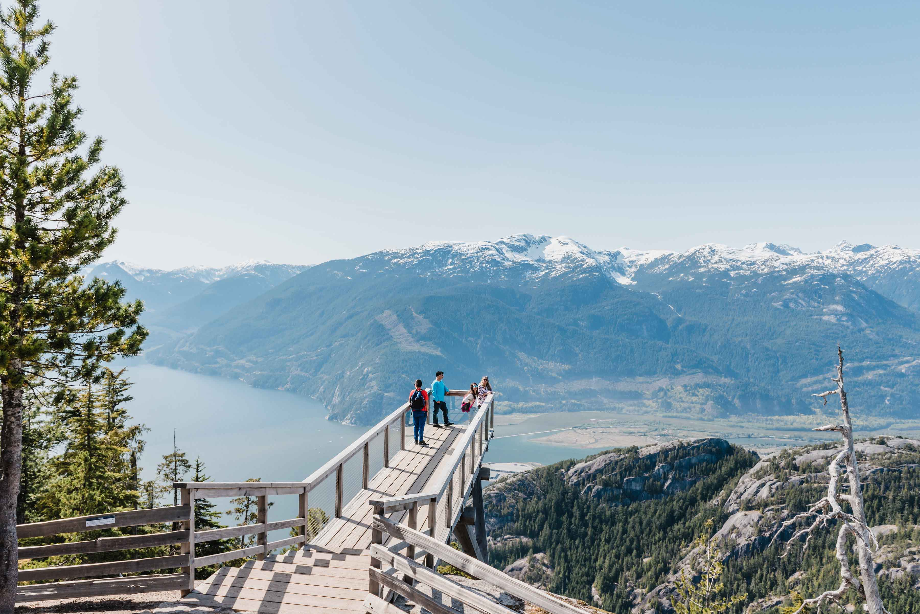Top things to do near Vancouver - Chief Lookout - Sea to Sky Gondola opens. Photo Credit: Tara O'Grady